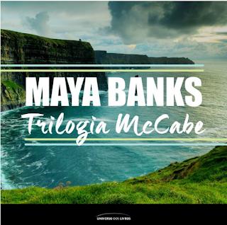 [Novidade] Trilogia McCabe de Maya Banks na @univdoslivros