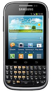 Cara Flash Samsung Galaxy Chat B5330 Yang Benar