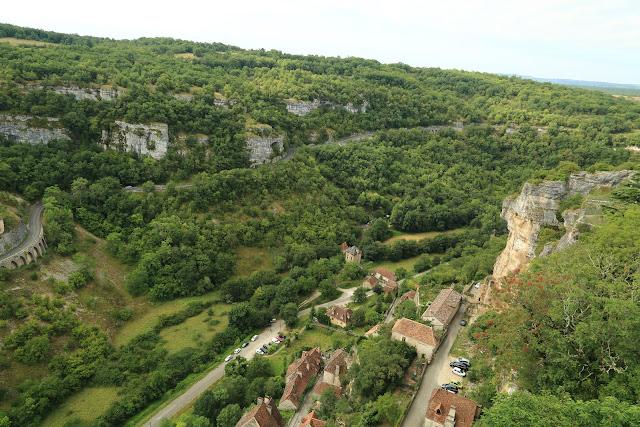 Rocamadour. France. Рокамадур. Франция.