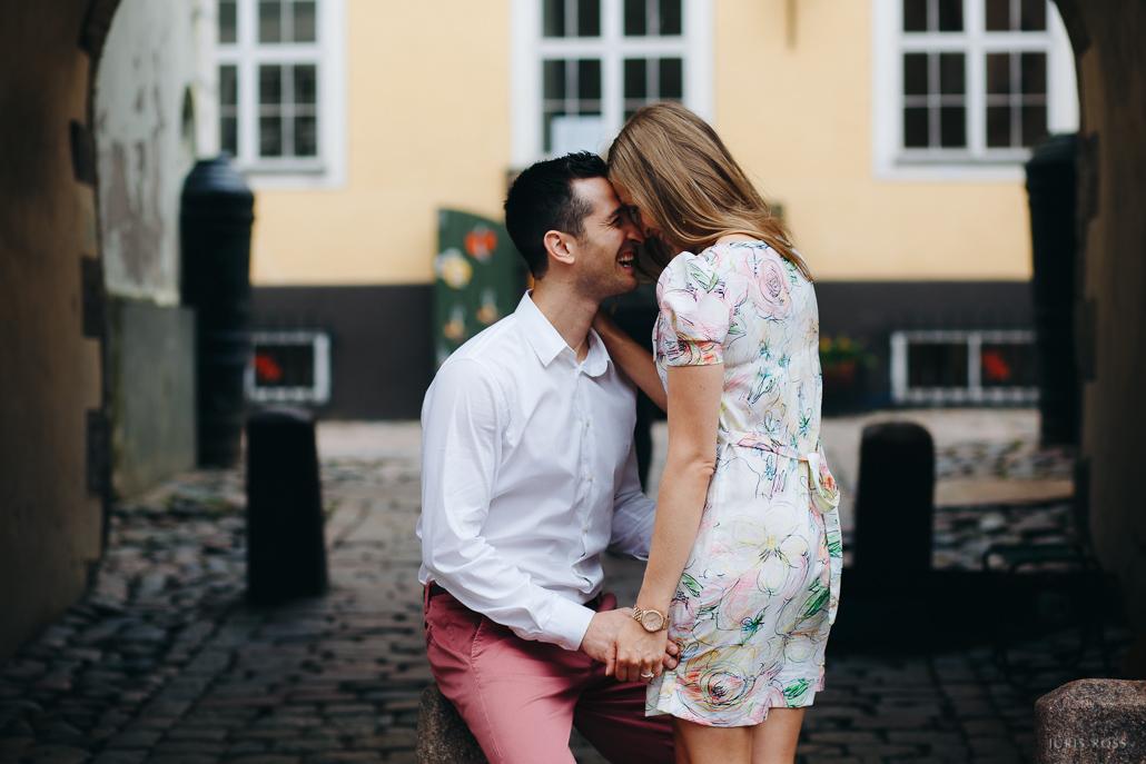 love story riga latvia