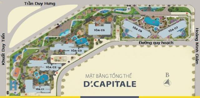Quy hoạch chung cư Tân Hoàng Minh Trần Duy Hưng