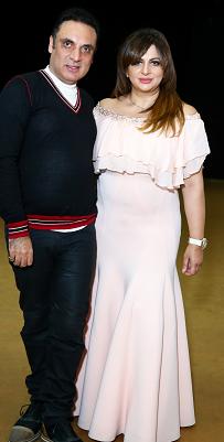 Designer Arjun & Anjalee Kapoor