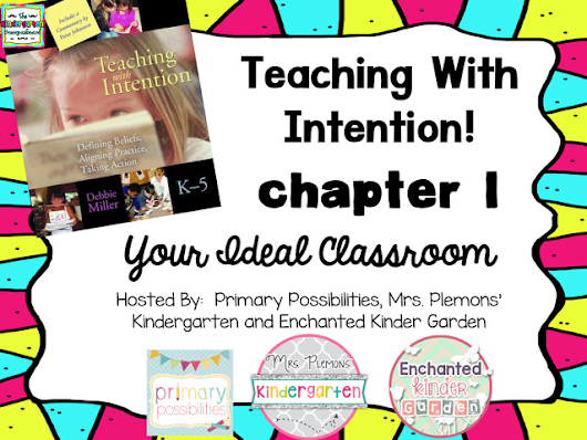 Chapter 1: Teaching with Intention