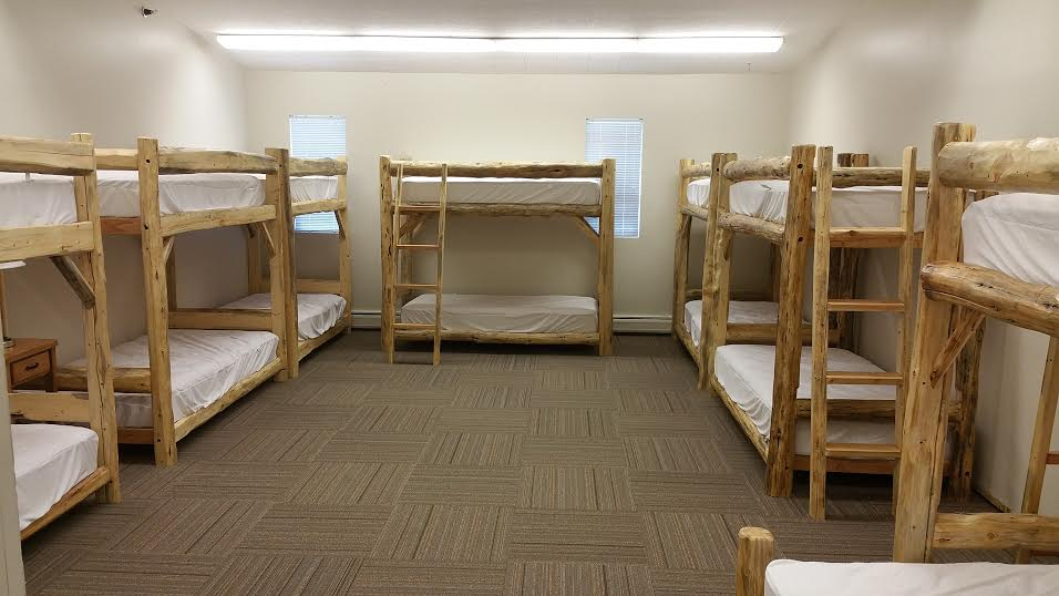 Gym- Bunk Room