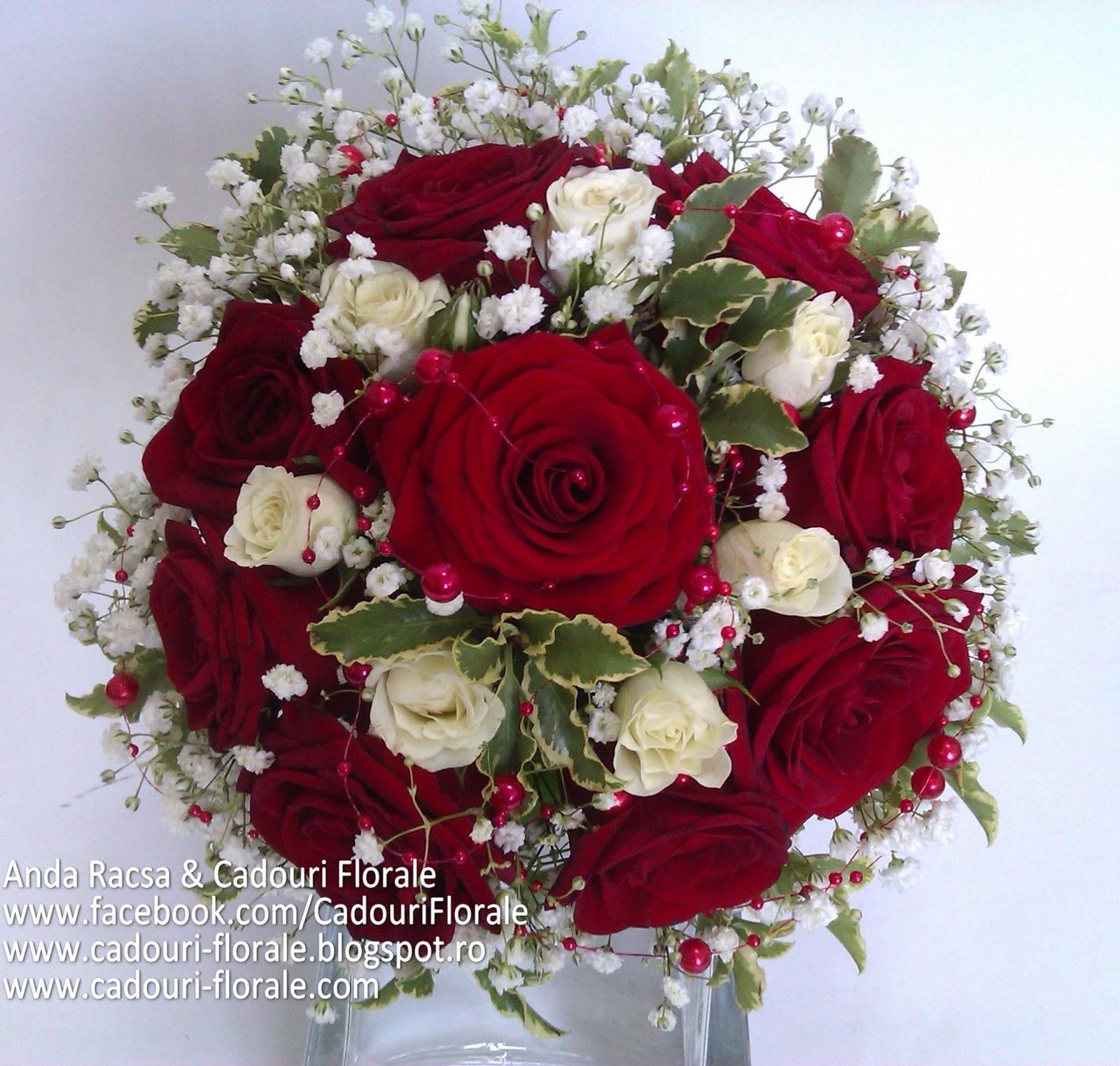 Buchete Pentru Mireasa Si Nasa Aranjamente Din Flori Si Plante