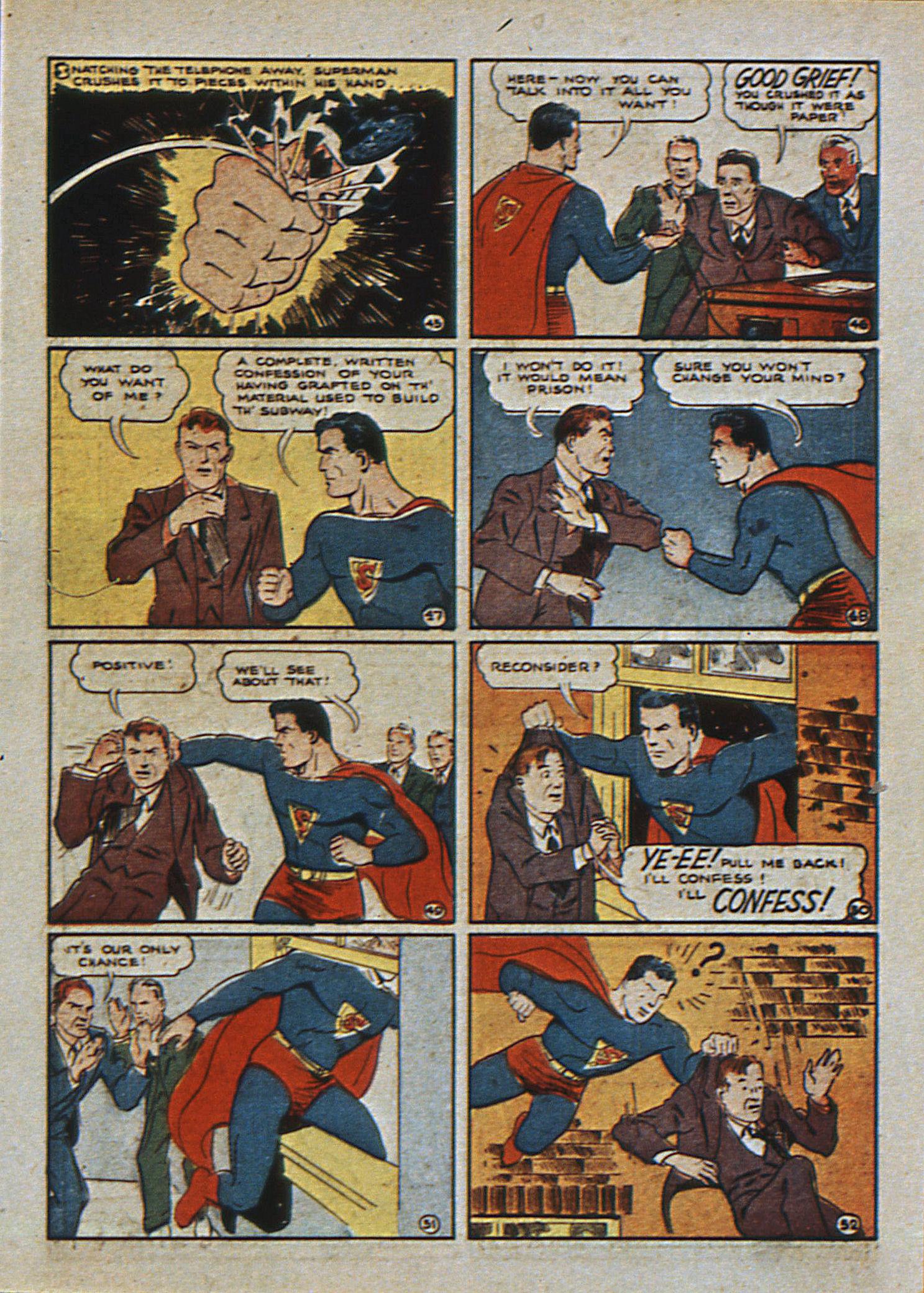 Action Comics (1938) 14 Page 9