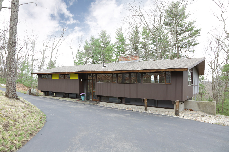 Viva Cindy The Mid Century Modern Deck House