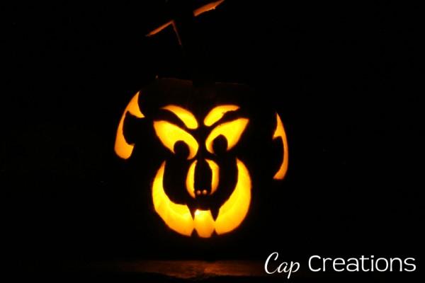 Cap Creations: Halloween 2012