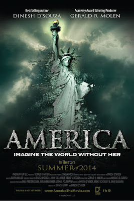 America: Imagine the World Without Her Poster