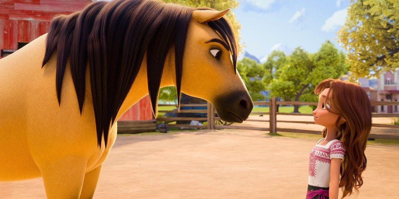 Hình ảnh Chú Ngựa Bất Kham