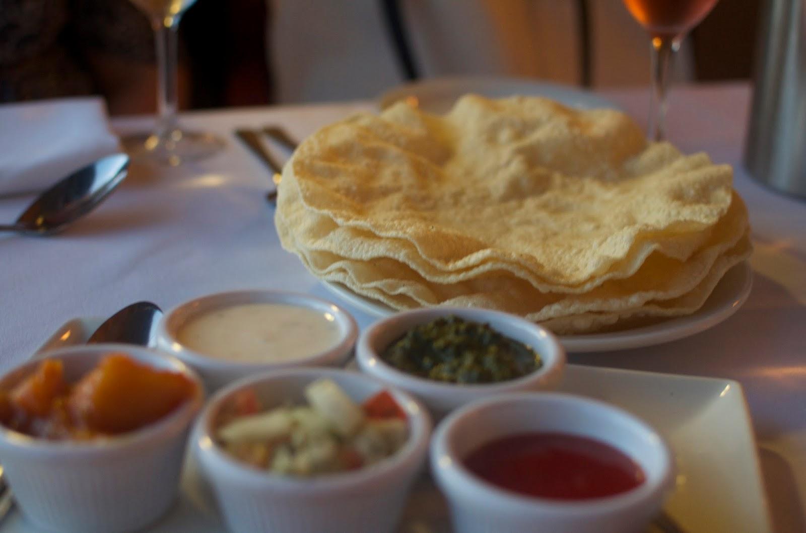The Raj Restaurant, Hillhouse Road
