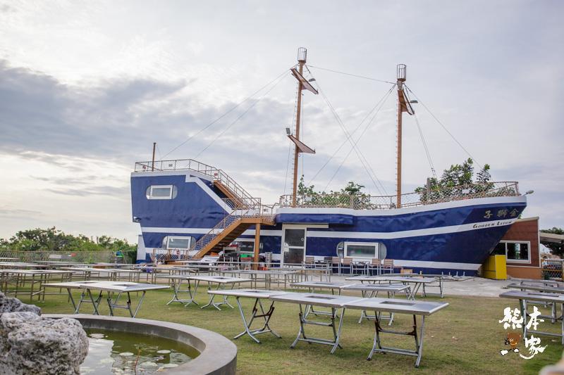 小琉球不私房的秘境|蛤板灣|威尼斯海灣~順遊海盜王餐廳