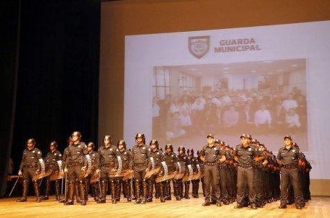 Guarda Municipal de Cascavel  (PR) começa policiamento em fevereiro