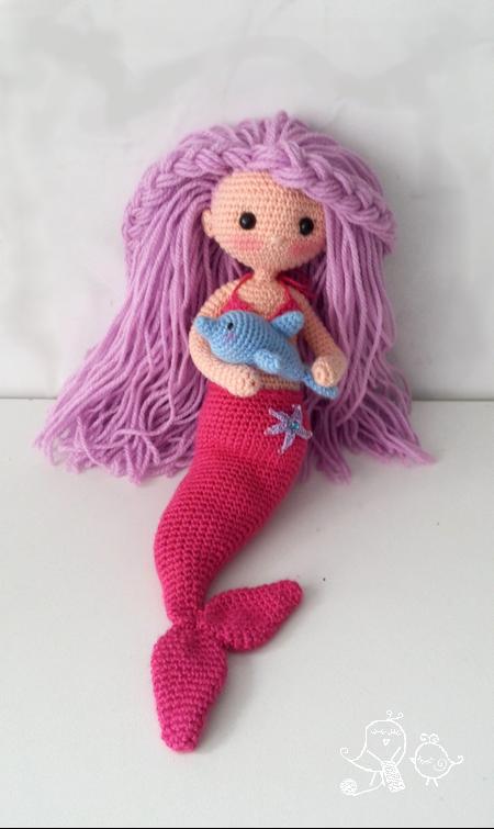 patrón-sirena-delfin-crochet