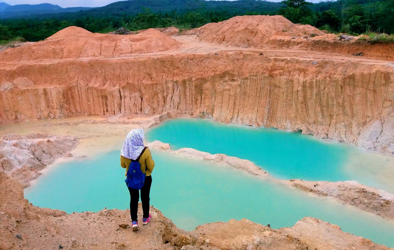Tambang Kapur Batu Padas Lampung Tengah - Berita Viral