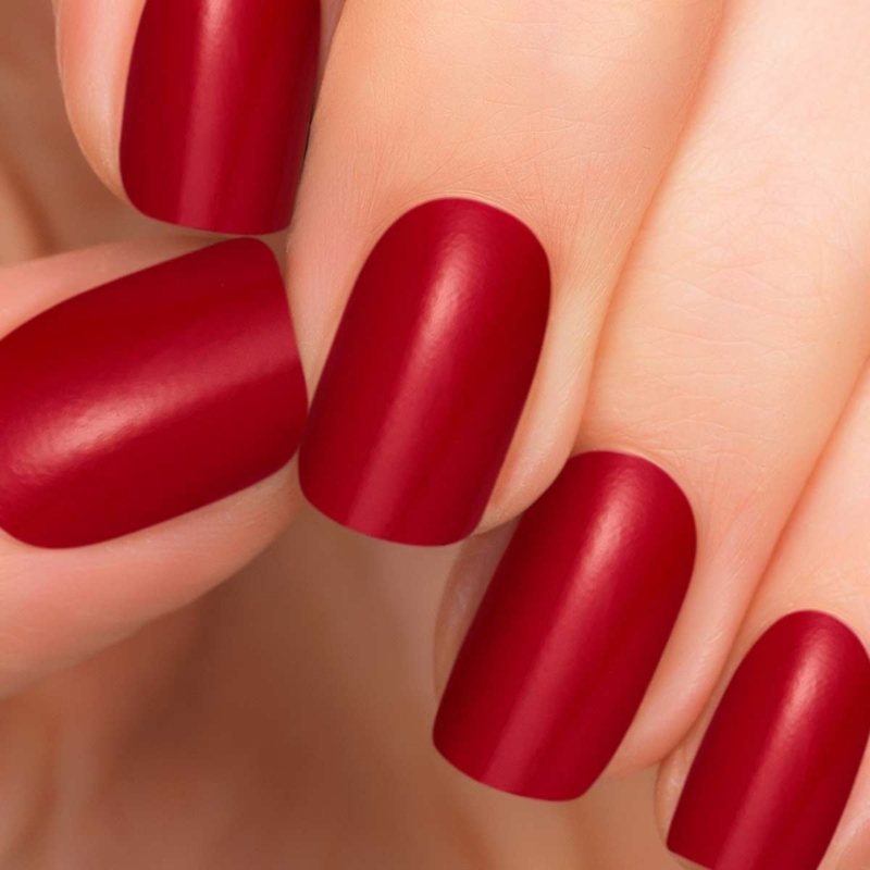 The 15 Best Red Nail Art Ideas