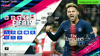 Download FIFA 19 PPSSPP Lite (300MB) Offline Android Best Graphics New Update