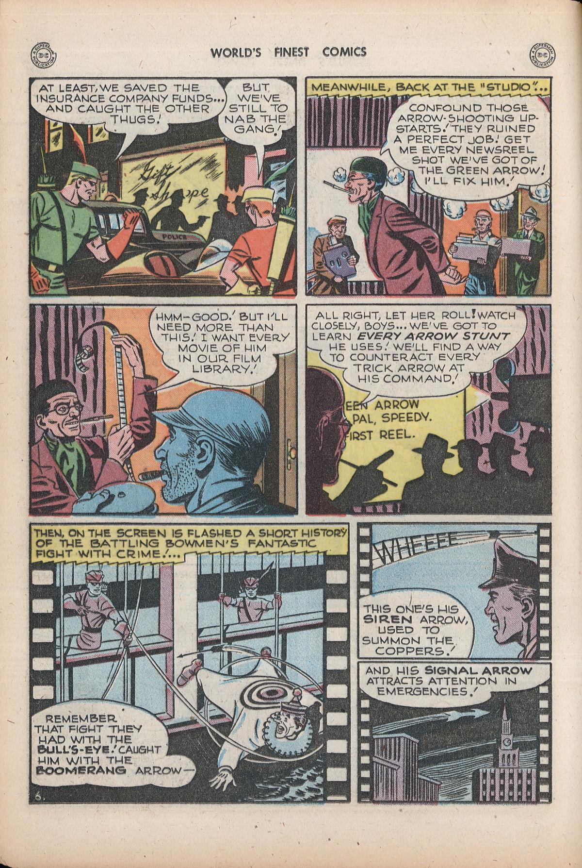 Read online World's Finest Comics comic -  Issue #32 - 22