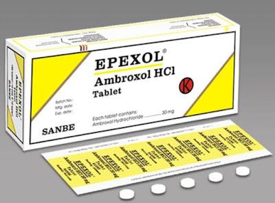 Epexol - Manfaat, Dosis, Efek Samping dan Harga