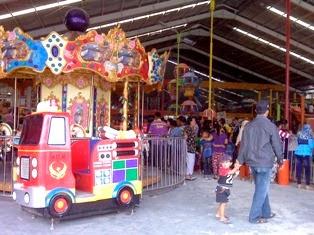 MARELAN BOM Sejumlah Lokasi Hiburan Permainan Anak Anak Juga