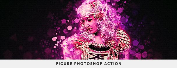 Painting 2 Photoshop Action Bundle - 90