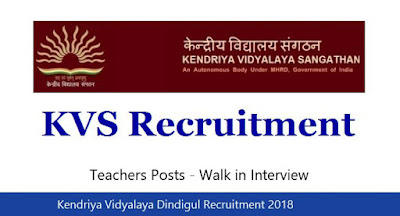 Teachers Posts - Walk in Interview