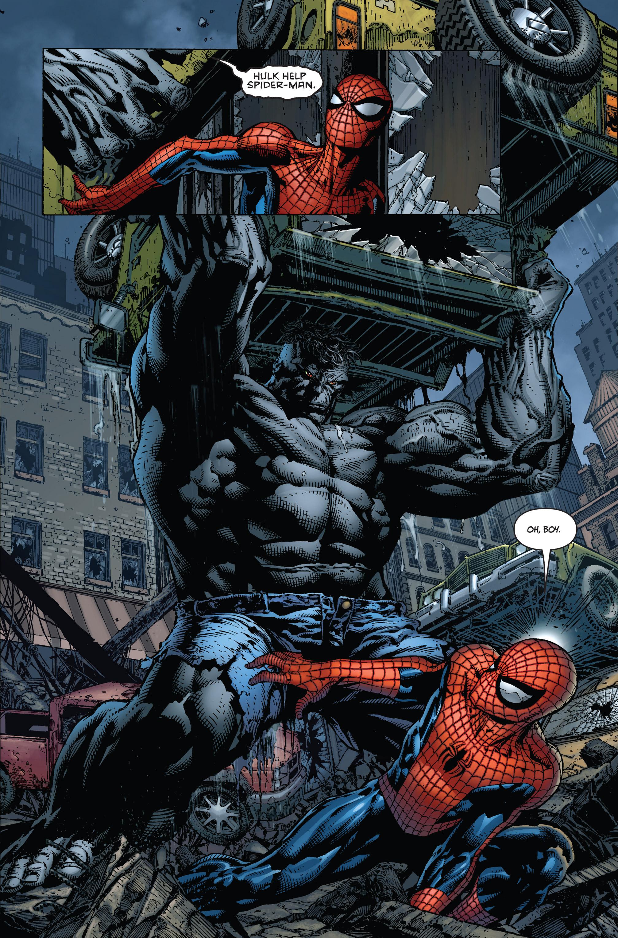 Read online Ultimatum comic -  Issue # _TPB - 30