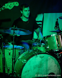 San Marina at The Silver Dollar Room May 21, 2015 Photo by John at One In Ten Words oneintenwords.com toronto indie alternative music blog concert photography pictures