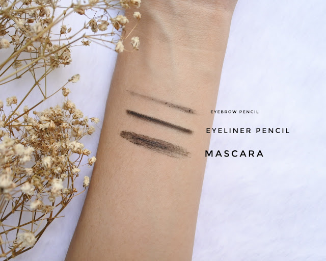 Poppy Dharsono Cosmetics ( Eyebrow, Eyeliner, Mascara )