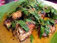 Pecak Ikan Ayam-Ayam