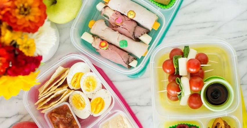 Realizan feria de desayunos y loncheras saludables en La Molina para el Buen Inicio del Año escolar