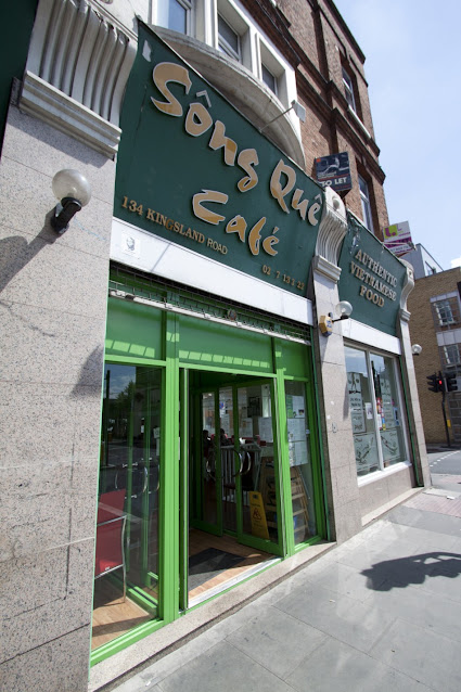 Song Que Restaurant-Londra