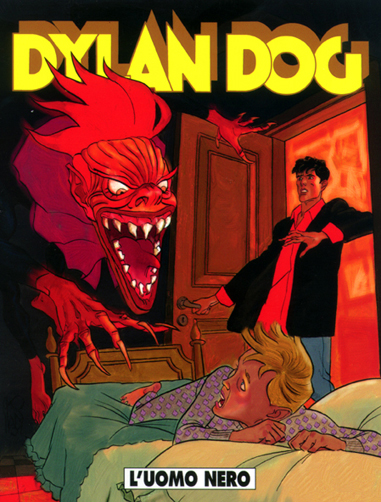 Dylan Dog (1986) 186 Page 1