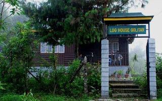LOG HOUSE GOLITAR SIKKIM