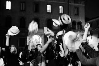 Chapeau! la cena flash mob conviviale 24 settembre Milano