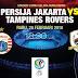 Jadwal Persija Vs Tampines Rovers, Siaran Langsung AFC Cup