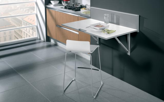Muebles joyma s l - Mesa de cocina abatible ...