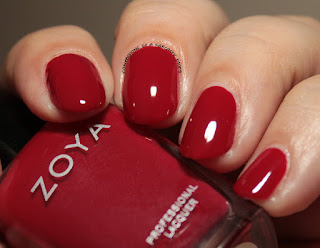 Zoya Focus Collection swatches and review Janel