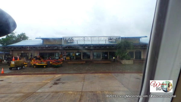 Francisco Reyes-Busuanga-Airport