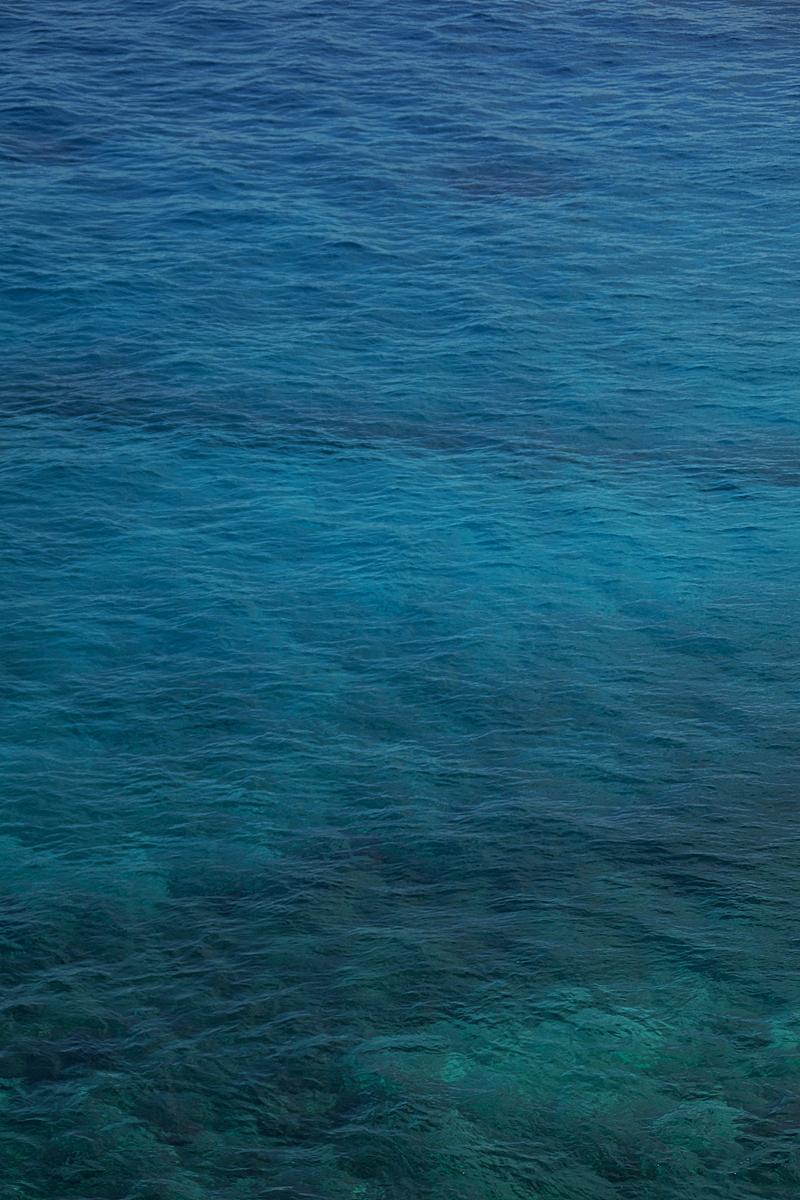 Mediterranean Sea Marseille, France // Mittelmeer Farbe türkis Marseille, Südfrankreich