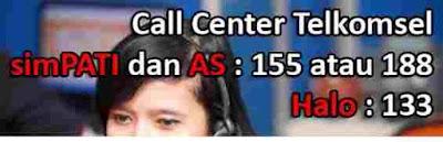 √ cara menghubungi Call Center Telkomsel 188 5