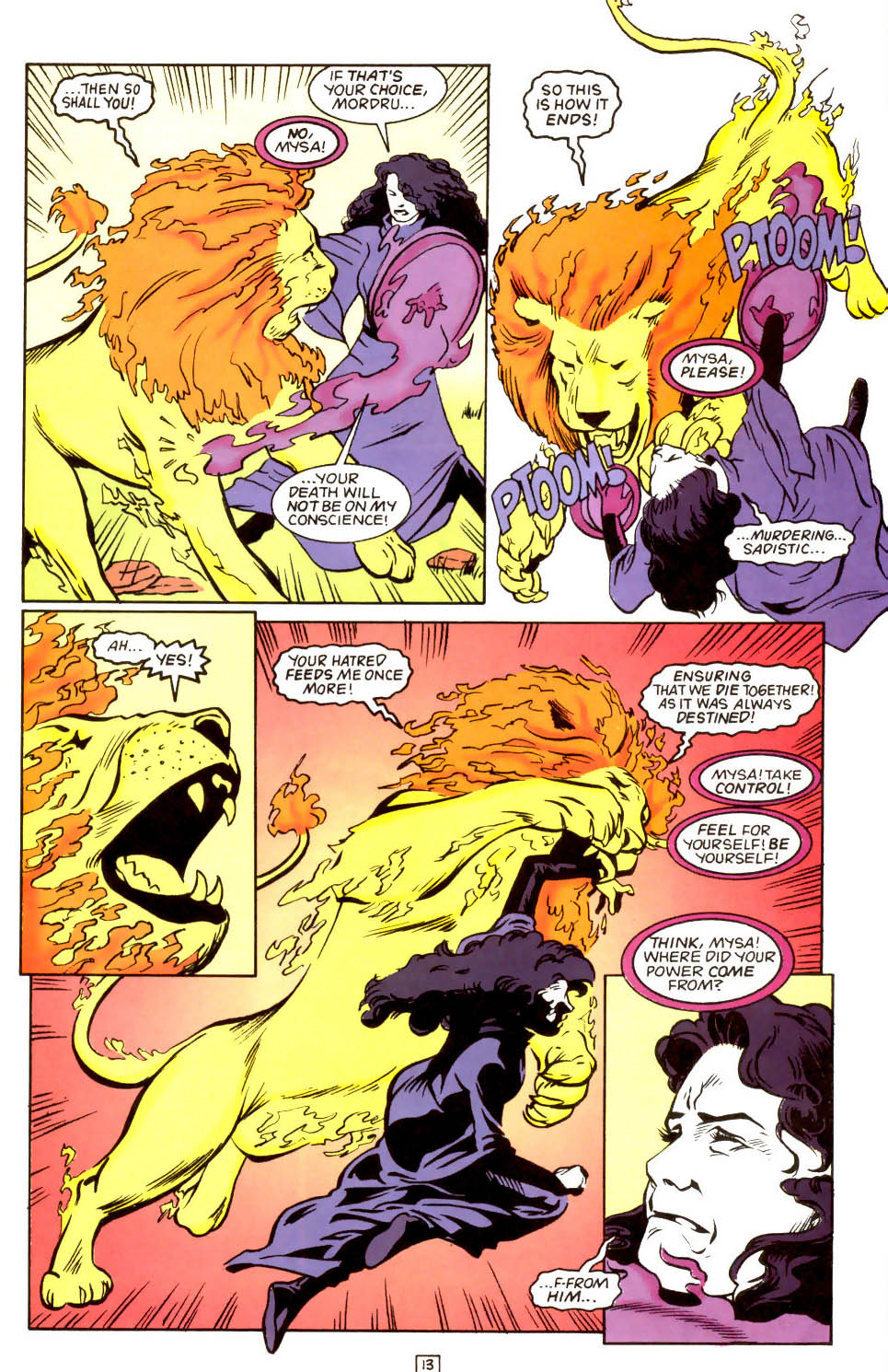 Legion of Super-Heroes (1989) 48 Page 13