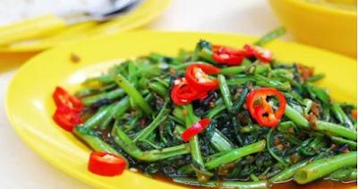 Hidangan Sahur Dan Buka Puasa: Resep Tumis Kailan Daging Sapi