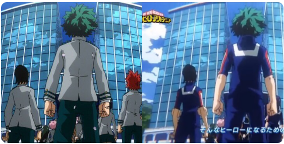 'My Hero Academia' Fans Noticed Something Odd About Season 4's First Images