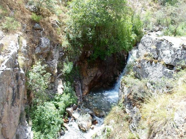 Кабанье ущелье в Оджуке, Варзоб, горы Таджикистана - фото-обзор похода