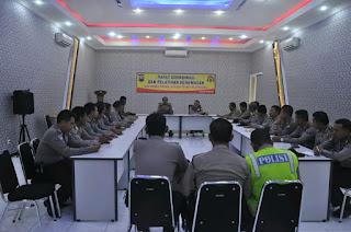 Anggota Polres Bojonegoro Harus Jadi Cyber Troops Awasi Media Sosial dan Berita Hoax