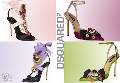 Brilliant Luxury ♦ Dsquared2 fabulous heels