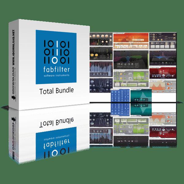 FabFilter Total Bundle 2021.5 Full version
