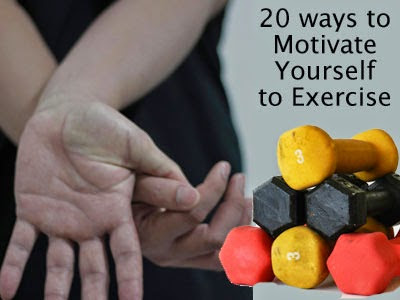 20 Ways to Motivate Yourself to Exercise at 40+