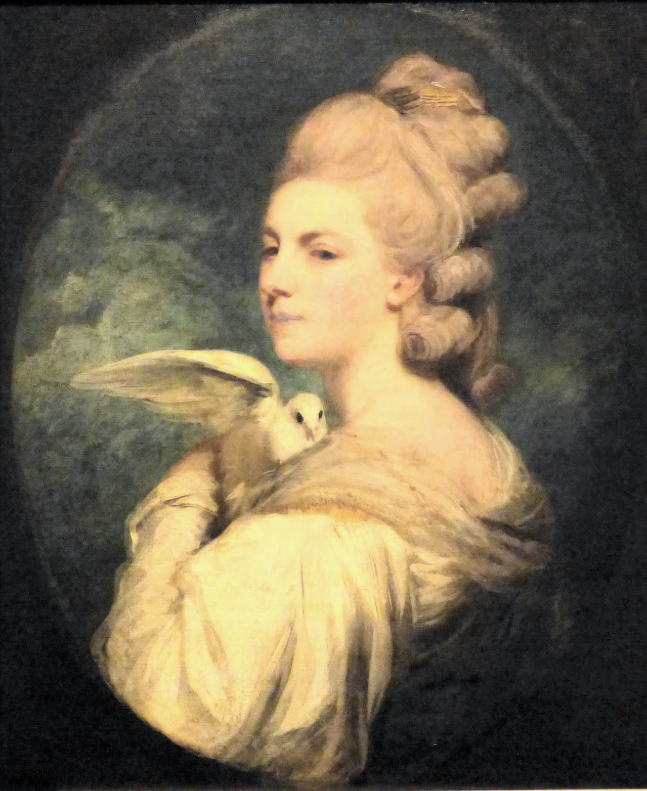 Mrs Mary Nesbitt by Sir Joshua Reynolds (c1781)  © The Wallace Collection; Photo © Andrew Knowles